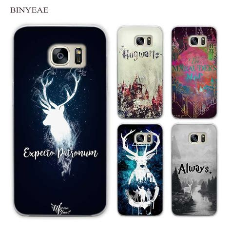 Harry Potter For Samsung S3 S4 S5 S6 S7 S Series binyeae all this time always harry potter clear phone cover for samsung galaxy s3 s4 s5