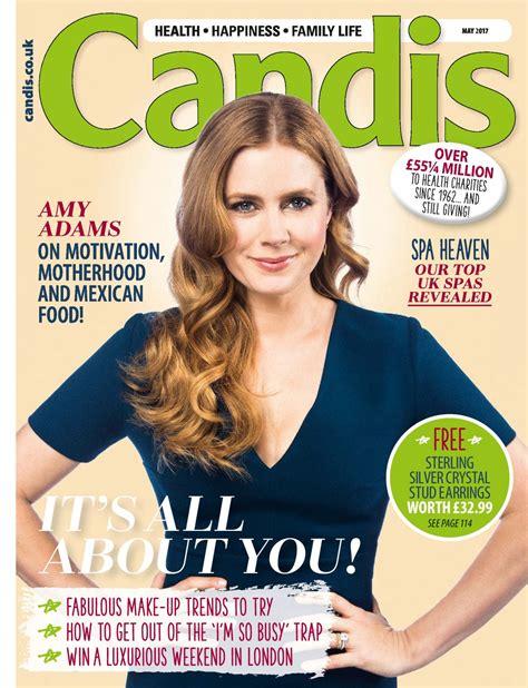 magazine may 2017 amy adams candis magazine may 2017 issue