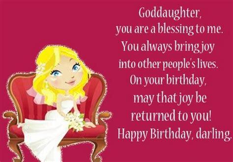 Happy Birthday Wishes For My Goddaughter 85 Happy Birthday To Goddaughter From The Heart