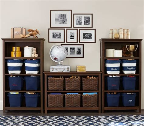 cameron bookshelf pottery barn the best shelf design
