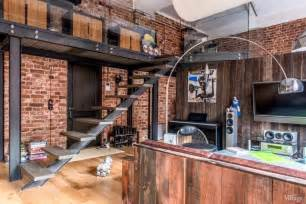 Industrial Interior Design by Industrial Interior Design Idea From Moscow Russia