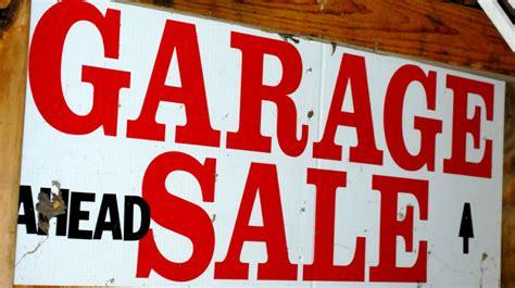 Garage Sale Os X 14 Yard And Garage Sale Tips For Success