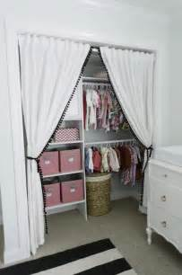 organizing the baby s closet easy ideas tips