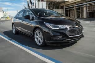 Premier Chevrolet 2016 Chevrolet Cruze Premier Test Review Motor Trend