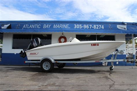 boston whaler runabout boats for sale 2015 used boston whaler 150 super sport runabout boat for