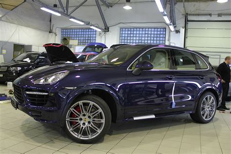 chrome porsche porsche cayenne blue chrome photo gallery autoevolution