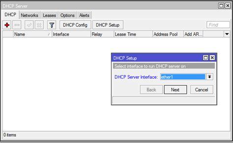 cara membuat hotspot dengan mikrotik rb750 cara membuat dhcp server di mikrotik rb750 dimasrio com