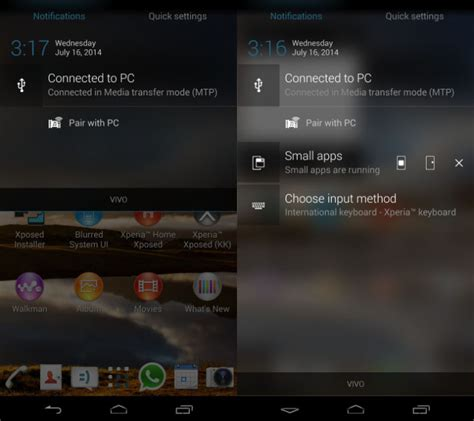 android themes xposed this xposed module adds blur effects to your expanded