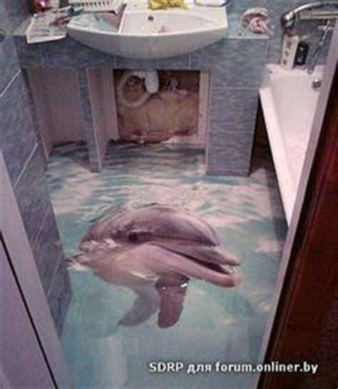 bathroom floor 3d art 1000 images about 3d floors on pinterest 3d floor art