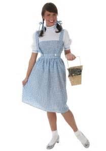 Dorothy Costume Plus Size Kansas Costume