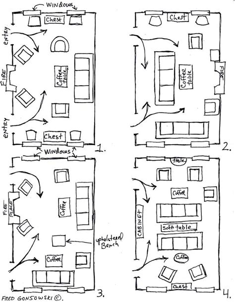 how a well thought furniture layout planning can improve 143 best awkward room furniture arrangements images on
