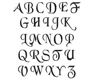 write in calligraphy fonts and