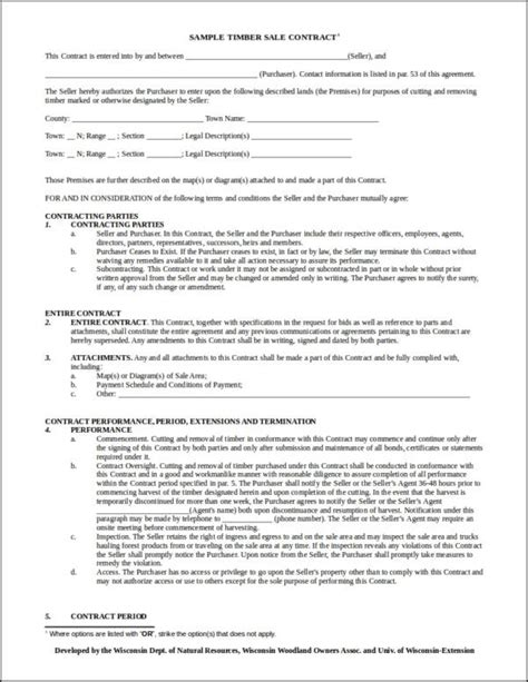 logging contract template logging contract template outletsonline info