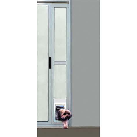 modular patio door ideal pet doors patio door