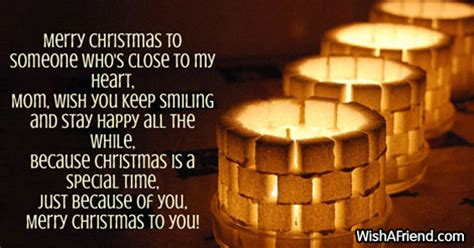 merry christmas   whos close christmas messages  mom