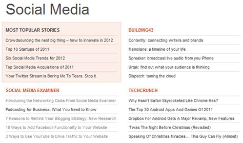 rss feed template 12 great ways to use your business s rss feed
