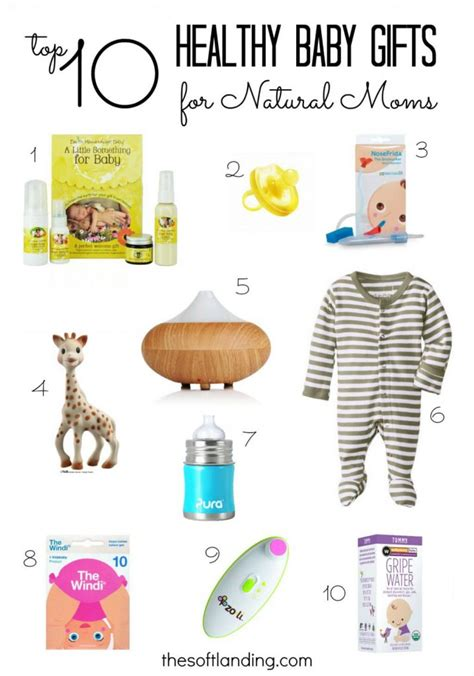 Top 10 Gifts For A Baby top 10 healthy baby gifts for the soft landing 174