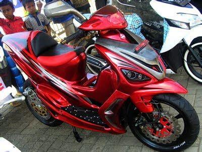 Modification Jupiter Mx 2010 by Big Motorycycle Jupiter Mx Modification Contest