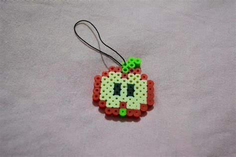 apple perler apple perler by kiri chan1990 on deviantart