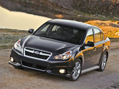 2014 Subaru Legacy Price Photos Reviews Features