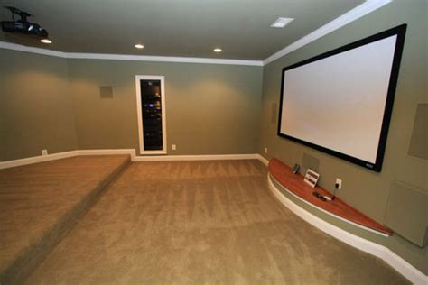 basement media room basement designs luxury custom homes northern virginia