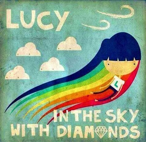 the beatles lucy in the sky with diamonds lucy in the sky with diamonds song lyrics pinterest