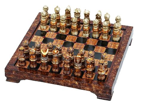themed chess sets theme chess set with board ebay