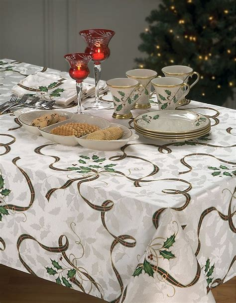 Ideas For Lenox Tablecloths Design Awesome Lenox Tablecloth Idea Mbnanot