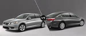 difference between the honda accord lx and honda accord