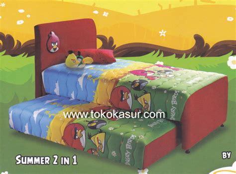 Bed Comforta Angry Bird bed comforta comforta springbed harga teengaer