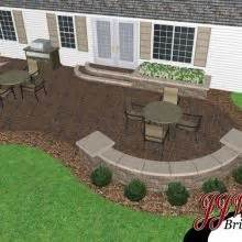 Front Patios Design Ideas Paver Patio Designs On Pinterest Patio Ideas Flagstone