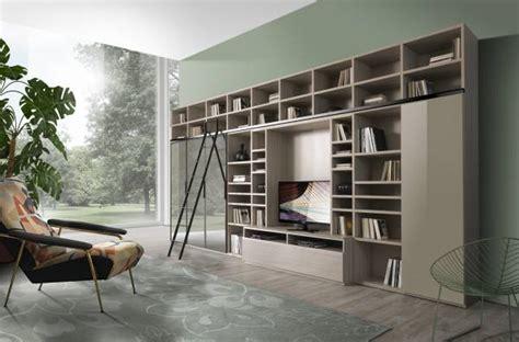 giessegi librerie parete attrezzata a libreria giessegi mod g407