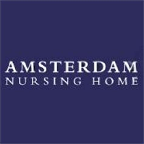 Amsterdam Nursing Home by Amsterdam Nursing Home Dietitian Nutritionist Salaries