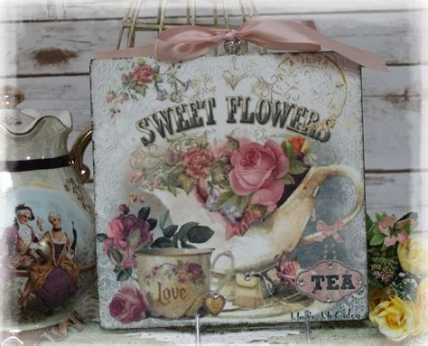country cottage chic new vintage quot sweet flowers quot shabby chic country cottage