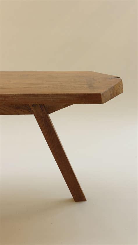 george nakashima style coffee table decorative modern