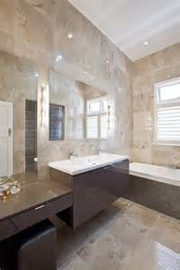 modern classic bathroom coorparoo bathroom darren interiors