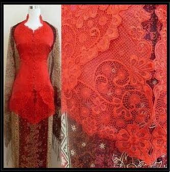 Aigner Batik Semi 5 kebaya