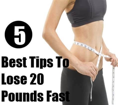 How To Shed Pounds Quickly by Fast Diets To Lose 20 Pounds