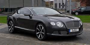 Bentley Coup Bentley Continental Gt