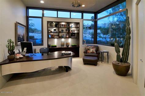 luxury craftsman home office design ideas