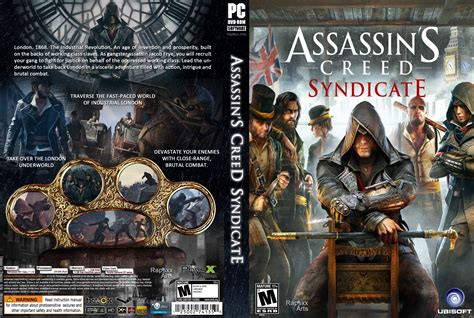 Kaset Bd Ps3 Original Assasins Creed Brotherhood assassin s creed syndicate pc vista computer system