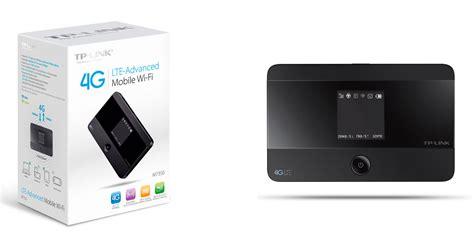 Harga Mifi Tp Link 4g jual tp link 4g lte mobile wi fi m7350 modem hitam