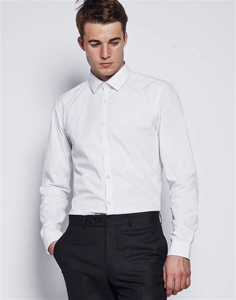 White Shirt five of the best white shirts in store now the idle