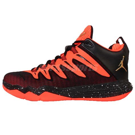 chris paul shoes nike cp3 ix x 9 chris paul black orange mens