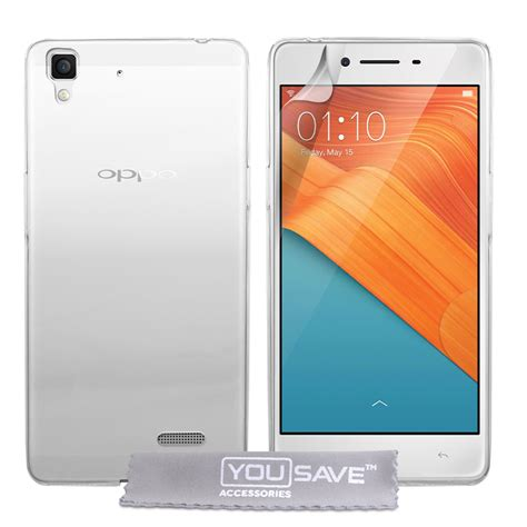 Ultra Thin Stealth Oppo R7 yousave accessories oppo r7 screen protectors x3