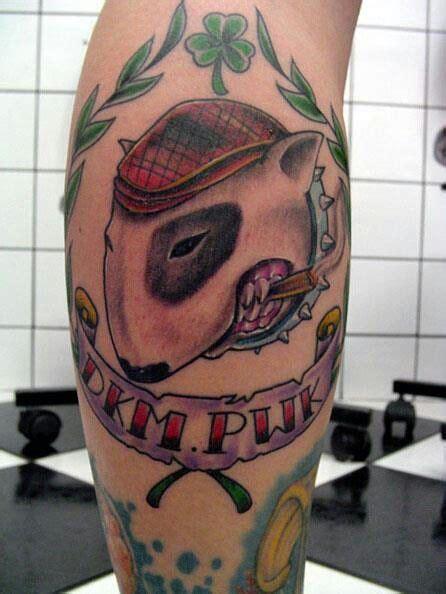 english bull terrier tattoo designs 33 best bull terrier tattoos images on bull