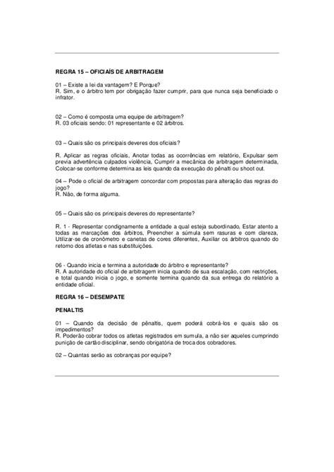 Livro regras Futebol Society 7 - 2015