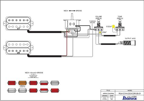 ibanez pgm wiring diagram wiring diagram