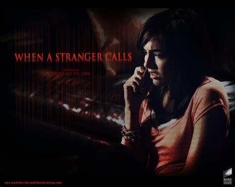 when a stranger calls when a stranger calls horror movies wallpaper 9482513