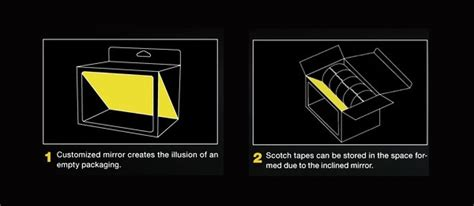 Usp Stand For by How Clever Is This Invisible Packaging From Scotch Magic